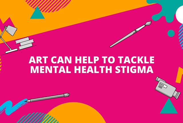 art can tackle mental health stigma