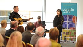 Music to Tackle Stigma Attracting the Attention of the First Minister