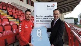 Clyde FC Working to Change the way People Think About Mental Health