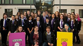 Stirling School Takes the Lead in Tackling Stigma