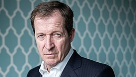 Alastair Campbell Speaks About Mental Health and his Brother at Celtic Connections