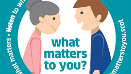 What Matters to You Day - Blog by Benj