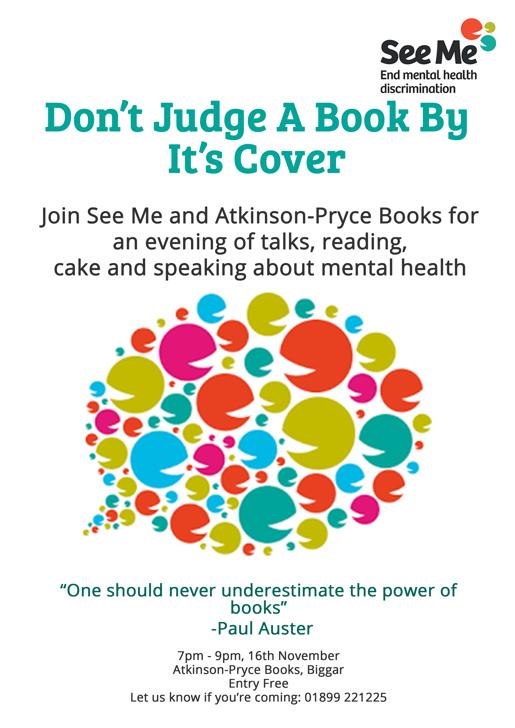 See Me Books Can Beat Mental Health Stigma