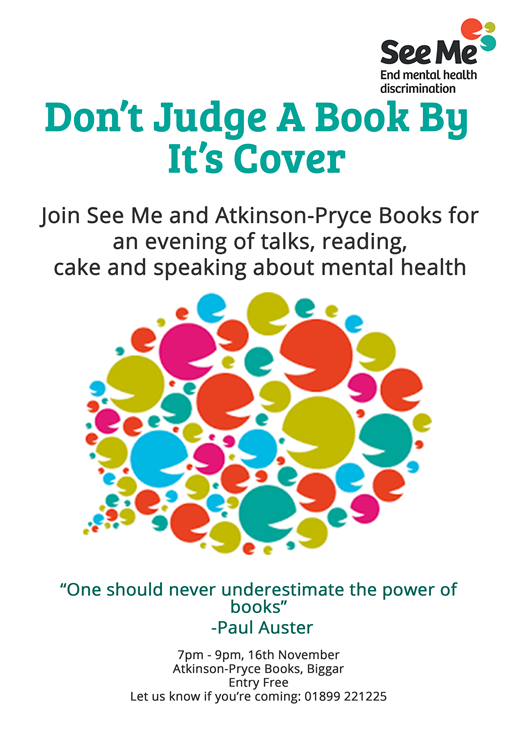 See Me Books Can Beat Mental Health Stigma