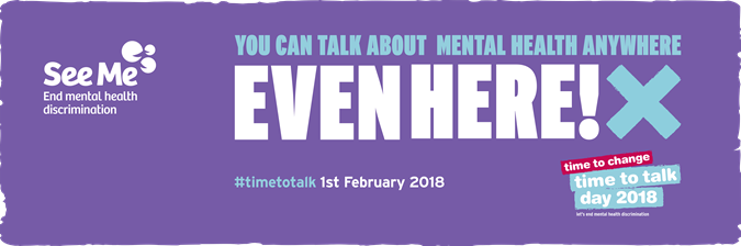 See Me Scotland To Be Part Of Biggest Ever Conversation On Mental